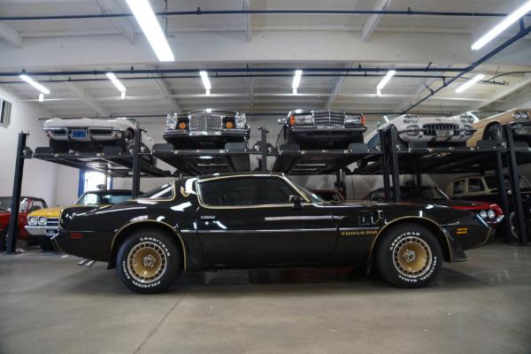 Used 1980 Pontiac Firebird Trans Am 4.9 V8 Turbo with 14K original miles  | Torrance, CA