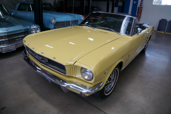 Used 1966 Ford Mustang High Country Special 289 V8 Convertible  | Torrance, CA