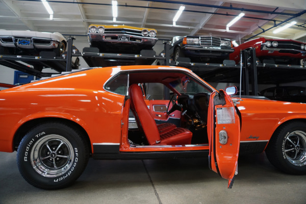 Used 1970 Ford Mustang Mach 1 Sportsroof Fastback 4 spd manual  | Torrance, CA