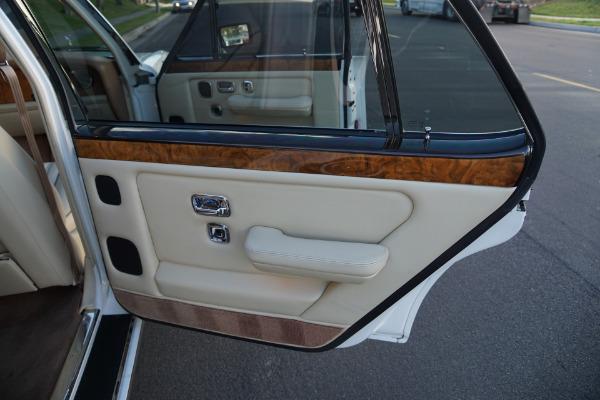 Used 1995 Rolls-Royce Silver Spur III Silver Dawn with 25K original miles  | Torrance, CA