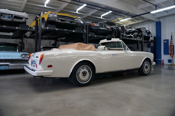 Used 1988 Rolls-Royce Corniche II Drop Head Coupe with 34K original miles  | Torrance, CA