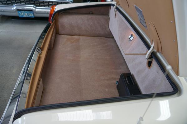 Used 1988 Rolls-Royce Corniche II Drop Head Coupe with 34K original miles    Torrance, CA