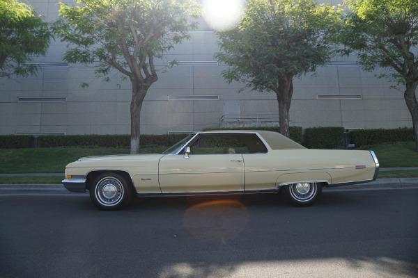 Used 1971 Cadillac DeVille 2 Dr 472/345HP V8 Hardtop  | Torrance, CA