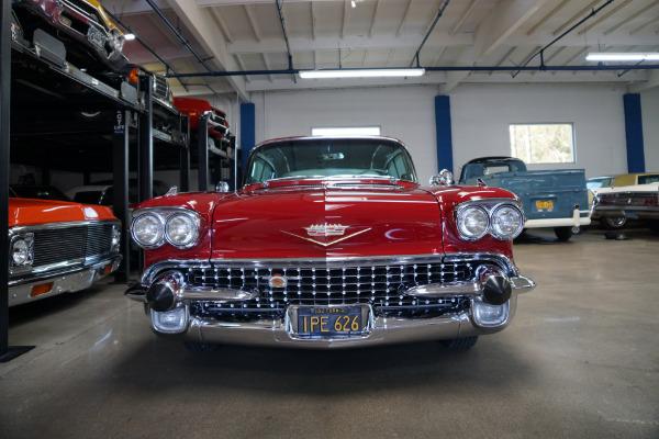 Used 1958 Cadillac Sixty Special 365/310HP V8 Fleetwood 4 Door Hardtop AACA Senior & First Pla  | Torrance, CA