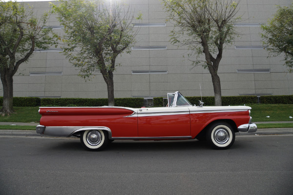 Used 1959 Ford Galaxie Skyliner Retractable 352/300HP H Code V8 with AC!  | Torrance, CA
