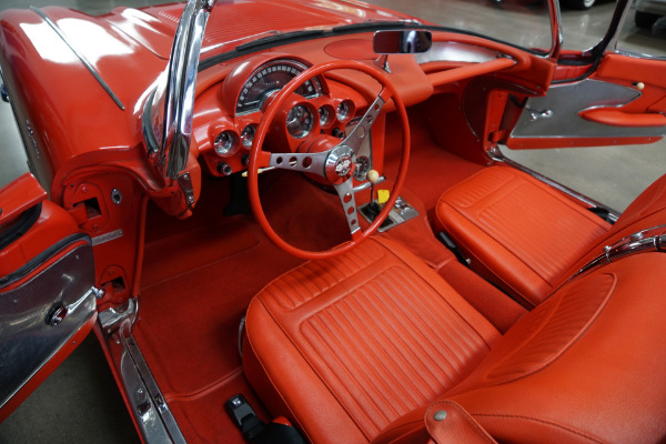 Used 1958 Chevrolet Corvette 283/250HP Fuel Injection Roadster  | Torrance, CA