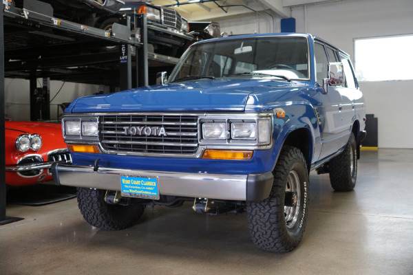 Used 1988 Toyota FJ62 4WD Land Cruiser with 63K original miles  | Torrance, CA