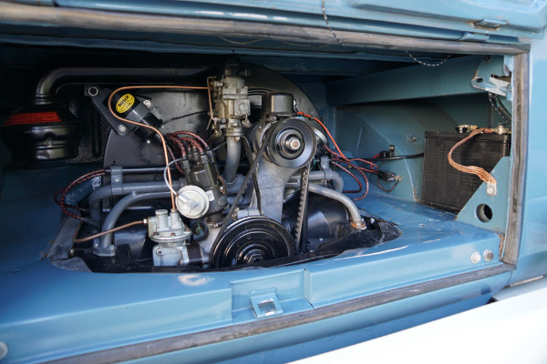 Used 1959 Volkswagen Single Cab Transporter Pickup    Torrance, CA