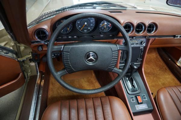 Used 1975 Mercedes-Benz 450SL Roadster with 50K original miles  | Torrance, CA