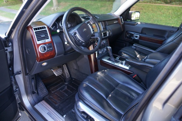 Used 2008 Land Rover Range Rover 4.2L V8 Supercharged 4 dr SUV Supercharged   Torrance, CA