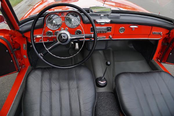 Used 1961 Mercedes-Benz 190SL Roadster  | Torrance, CA