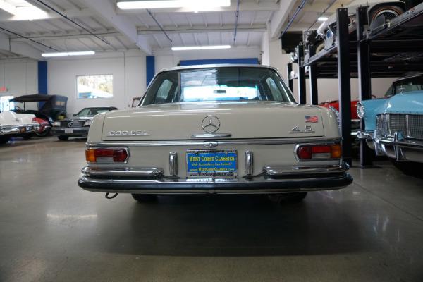 Used 1972 Mercedes-Benz 280SEL 4.5 V8 Sedan    Torrance, CA