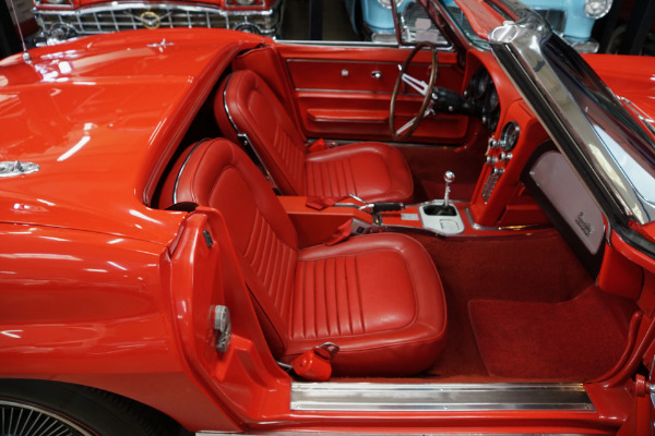 Used 1967 Chevrolet Corvette 327/350HP V8 4 spd Convertible  | Torrance, CA