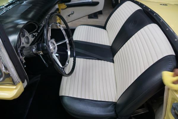 Used 1957 Ford Thunderbird E Code 312 2x4 BBL V8 Convertible    Torrance, CA
