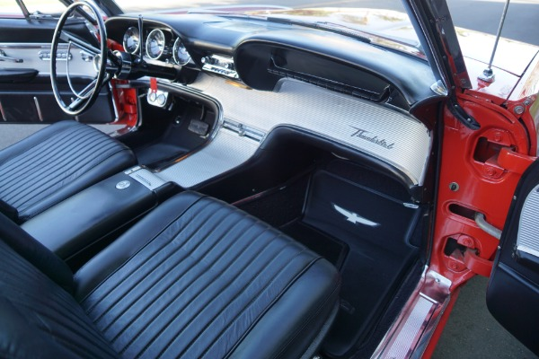 Used 1962 Ford Thunderbird Sports Roadster 390/300HP V8 Convertible    Torrance, CA