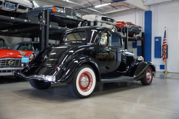 Used 1934 Ford 5 Window All Steel Street Rod Custom Coupe    Torrance, CA