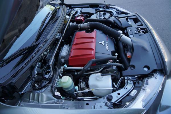 Used 2015 Mitsubishi LANCER EVOLUTION FINAL EDITION #6 WITH 199 ORIGINAL MILES! Final Edition | Torrance, CA