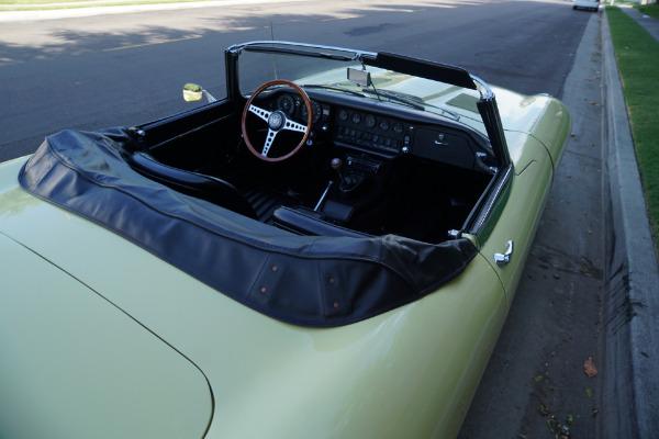 Used 1968 Jaguar E-Type XKE Series II 4.2L 6 cyl 4 spd Convertible  | Torrance, CA