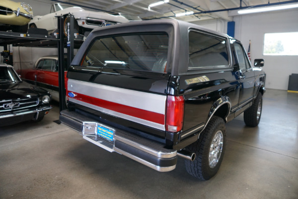Used 1991 Ford Bronco XLT 4WD 5.0 V8 WITH RARE 5 SPD MANUAL TRANS & 57K ORIG MILES! XLT | Torrance, CA
