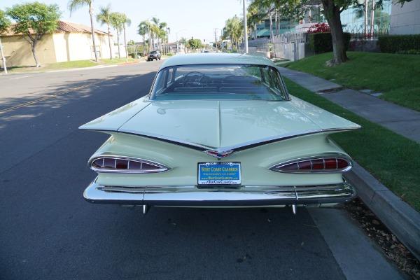 Used 1959 Chevrolet Bel Air 2 Door 283 V8 Sedan with 60K original miles    Torrance, CA