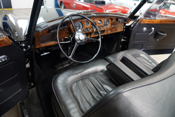 Used 1965 Rolls-Royce Silver Cloud III Drophead Coupe Convertible  | Torrance, CA