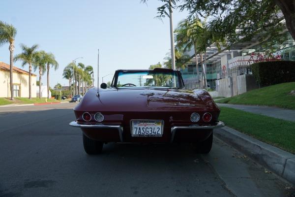Used 1965 Chevrolet Corvette 327/350HP 4 spd Convertible  | Torrance, CA
