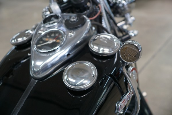 Used 1947 Indian Chief Roadmaster 1200cc 74 c.i. Motorcycle  | Torrance, CA