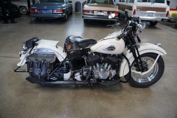 Used 1940 Harley Davidson UL 74c.i. Flathead Sport Solo Motorcycle    Torrance, CA