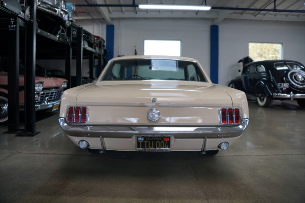 Used 1966 Ford Mustang 289 V8 Coupe    Torrance, CA
