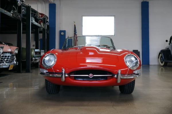 Used 1964 Jaguar E-Type XKE Series I 3.8L 6 cyl 4 spd Convertible  | Torrance, CA