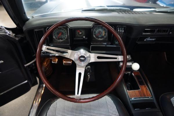 Used 1969 Chevrolet Camaro 427/480HP BB V8 M22 4 spd Custom Convertible  | Torrance, CA
