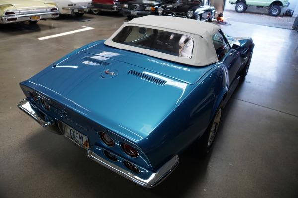 Used 1969 Chevrolet Corvette 427/390HP BB V8 4 spd Convertible  | Torrance, CA