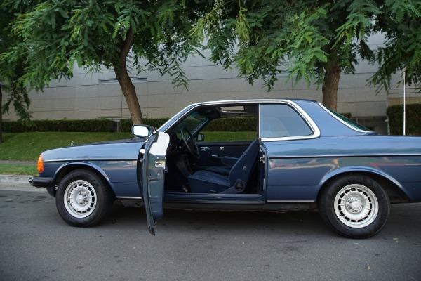 Used 1984 Mercedes-Benz 230 CE 2 Door Coupe with 70K original miles  | Torrance, CA
