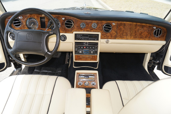 Used 1995 Rolls Royce Flying Spur Magnolia with Black piping | Torrance, CA