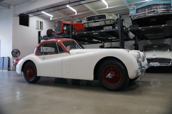 Used 1953 Jaguar XK120 SE M FHC Coupe Barn Find    Torrance, CA