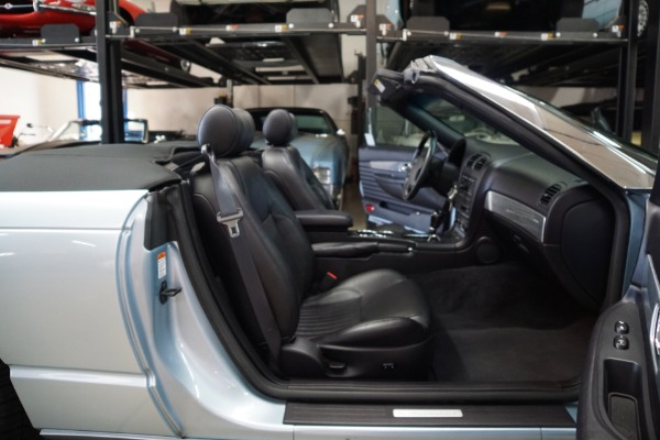 Used 2004 Ford Thunderbird Premium Convertible with factory hardtop Deluxe   Torrance, CA