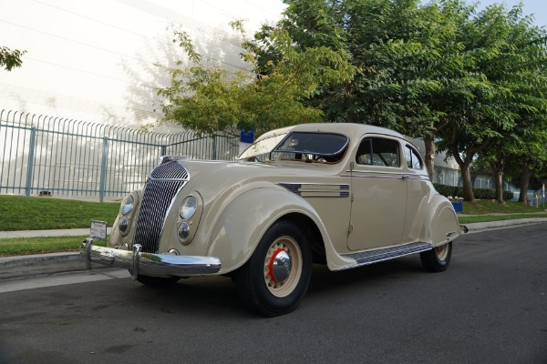 Used 1936 Chrysler C9 Airflow 8 Coupe    Torrance, CA