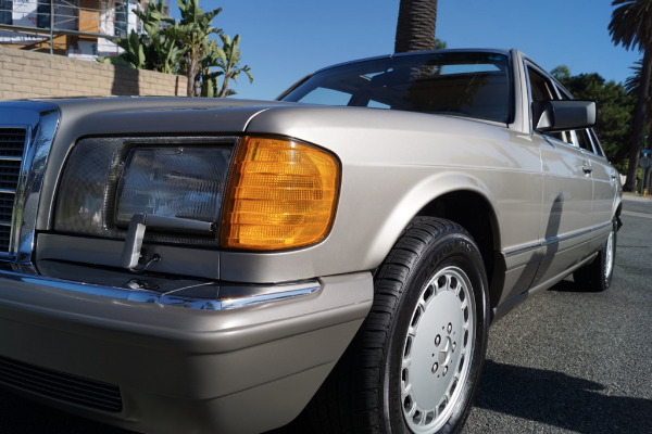 Used 1991 Mercedes-Benz 350-Class 350SDL | Torrance, CA
