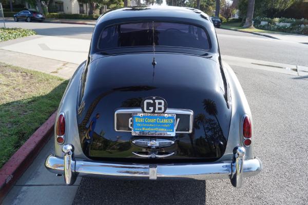 Used 1961 Bentley S2 Sedan Black Leather | Torrance, CA