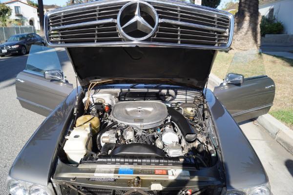 Used 1981 Mercedes-Benz 380-Class 380SLC | Torrance, CA