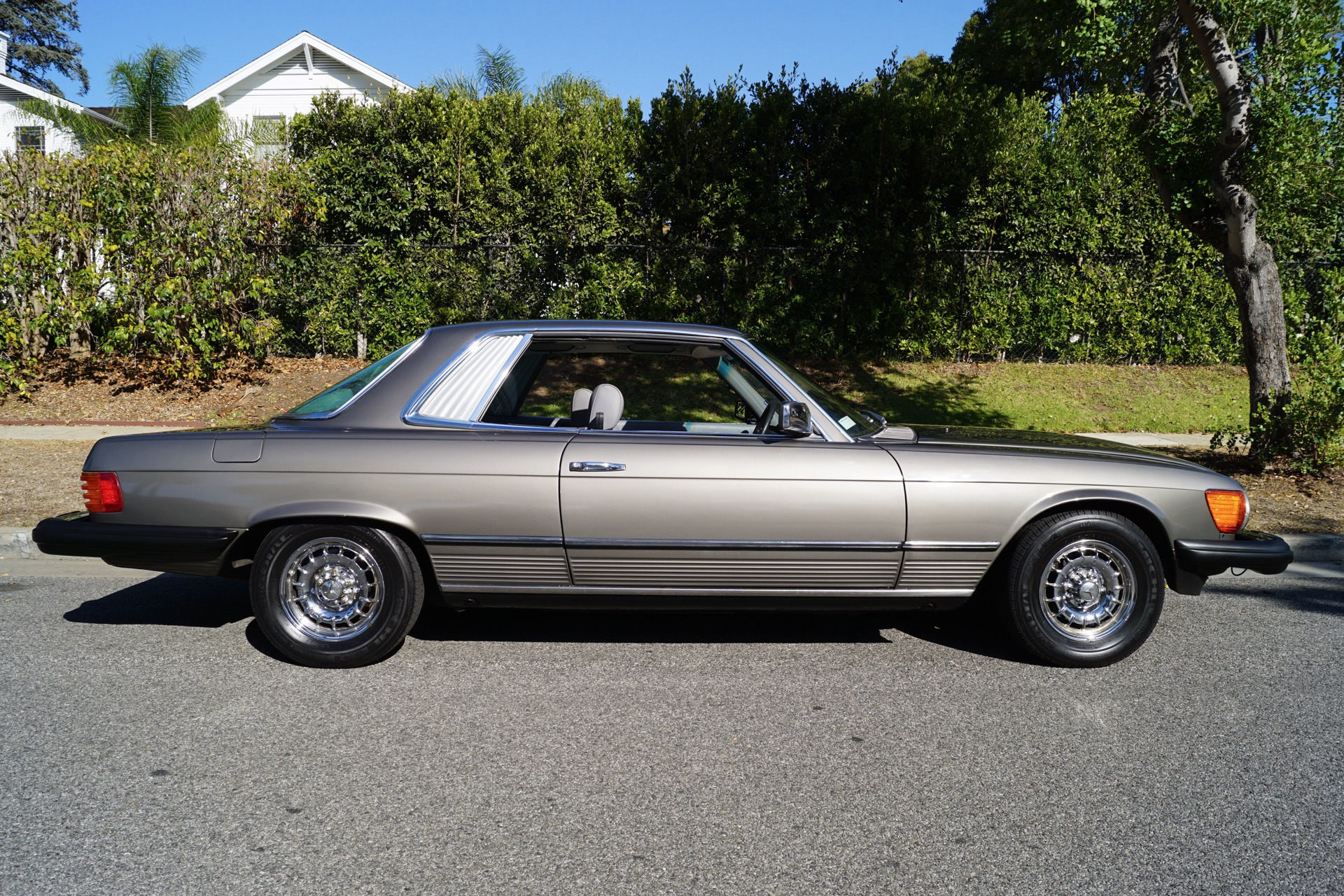 1981 mercedes benz 380 class 380slc stock 165 for sale for Mercedes benz torrance