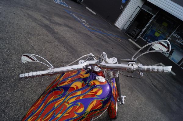 Used 2002 Bourget Python Chopper Custom | Torrance, CA