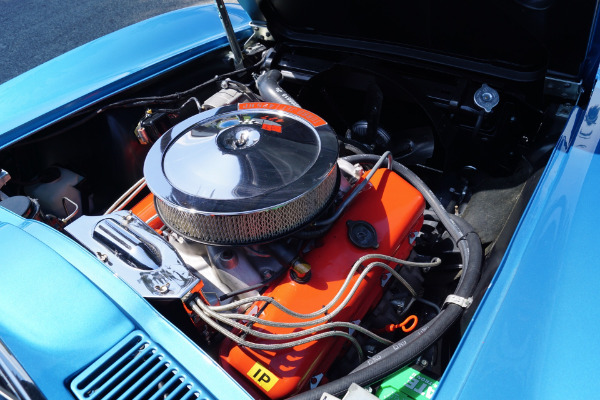 Used 1966 Chevrolet Corvette Bright Blue Leather | Torrance, CA
