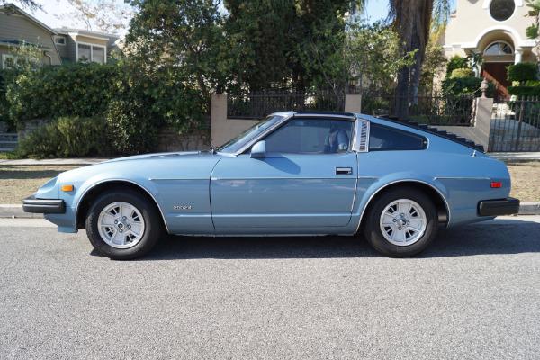 Used 1980 Datsun 280ZX Blue Cloth | Torrance, CA