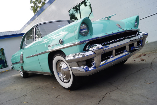 1955 mercury monterey stock 97m for sale near torrance for 1955 mercury monterey 2 door hardtop