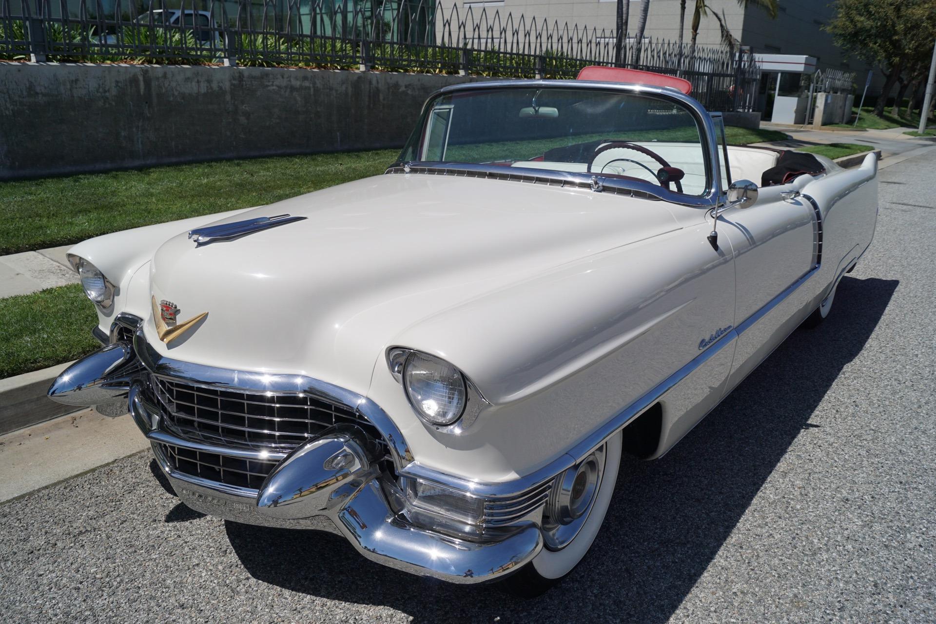 1955 Cadillac Series 62 Stock # 817 for sale near Torrance ...