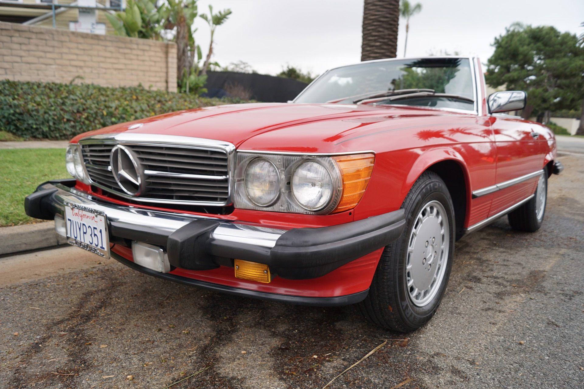 1988 mercedes benz 560 class 560sl stock 855 for sale for 1988 mercedes benz