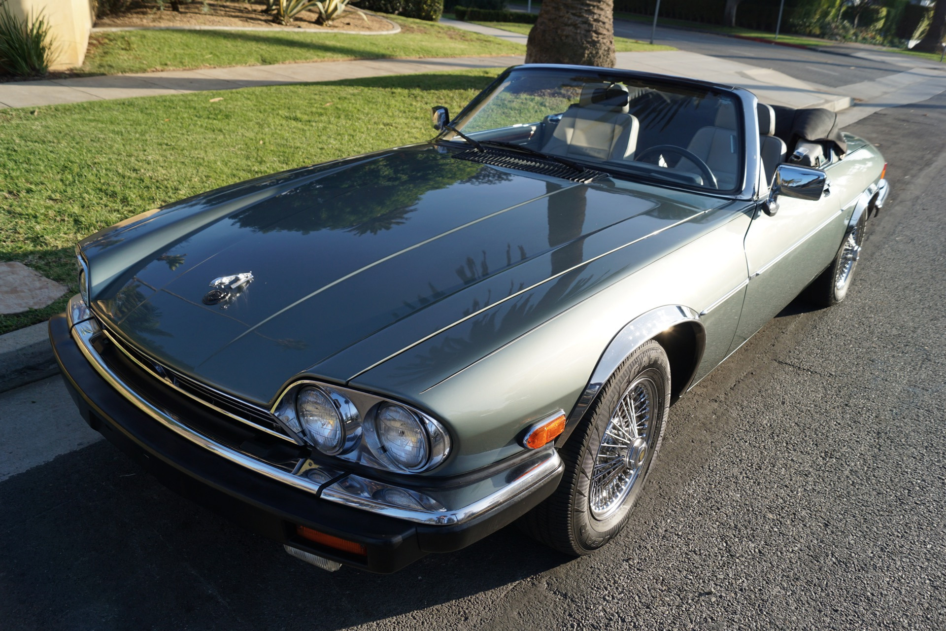 used xkr convertible seymour jaguar vehicle details large pope img