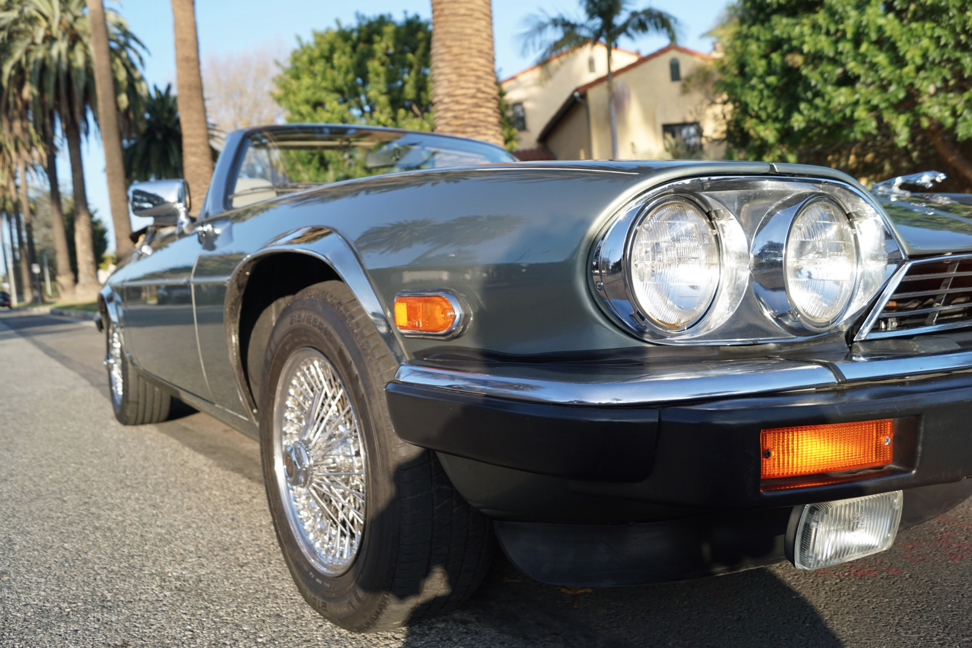 Used 1990 Jaguar Xj Series Xjs V12 Roadster Torrance Ca