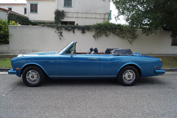 Used 1980 Rolls Royce Corniche Connolly Leather | Torrance, CA